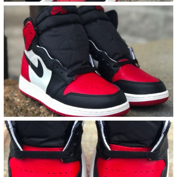 "new concept 9b3e6 b41f8 Air Jordan 1 ""Bred Toe"""
